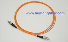 FC Multimode Simplex Fiber Optic Cable