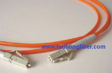 LC Multimode Simplex Fiber Optic Cable
