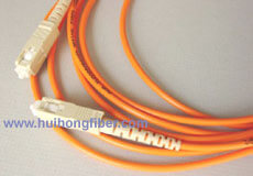 SC Multimode Simplex Fiber Optic Cable