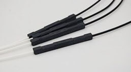 Fiber optic mechanical splice