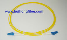 LC Single mode Simplex Fiber Optic Cable
