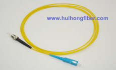 Single mode Simplex SC FC Fiber Optic Patch Cable